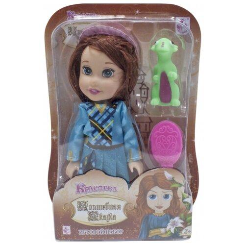 Купить Кукла 1 TOY Волшебная сказка, 15 см, Т10167, Куклы и пупсы