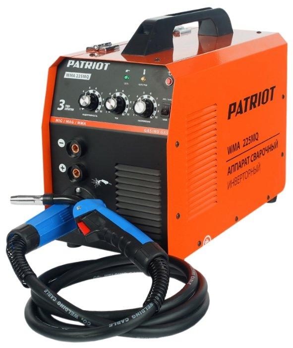 Сварочный аппарат PATRIOT WMA 225MQ