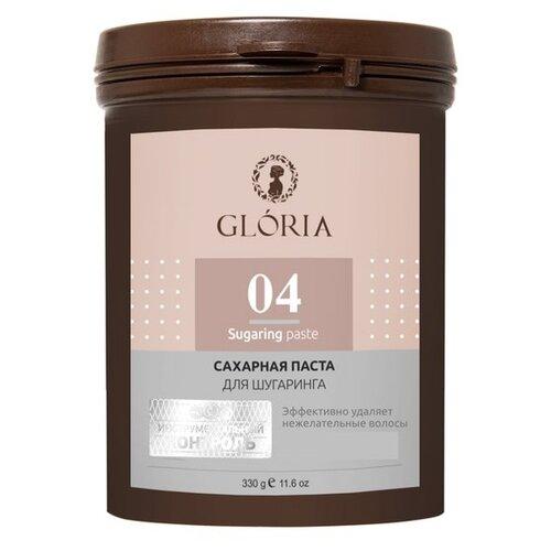 Паста для шугаринга Gloria Плотная в банке 330 г