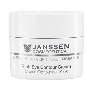 Janssen Питательный крем для кожи вокруг глаз Rich Eye Contour Cream