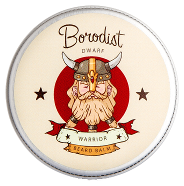 Borodist Бальзам для бороды Warrior
