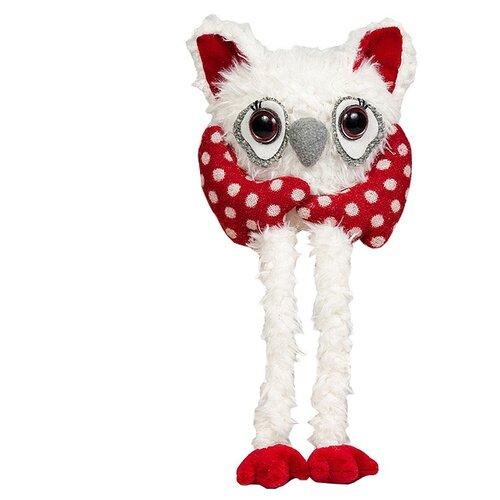 maxitoys мягкая игрушка maxitoys luxury slim лисичка с цветочком 33 см Мягкая игрушка Maxitoys Сова 33 см