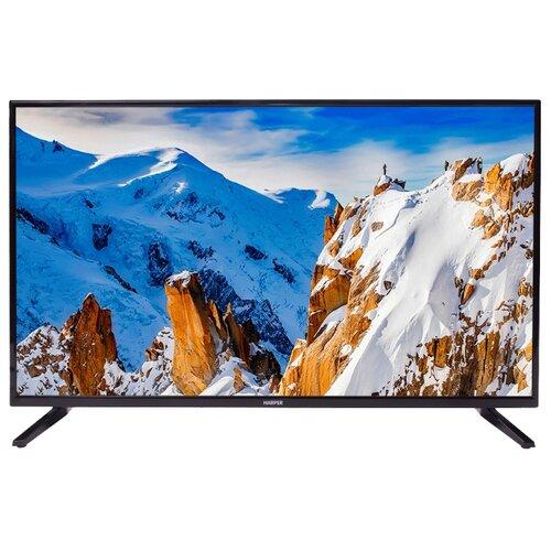 Купить Телевизор HARPER 43F660T 43 (2017) черный