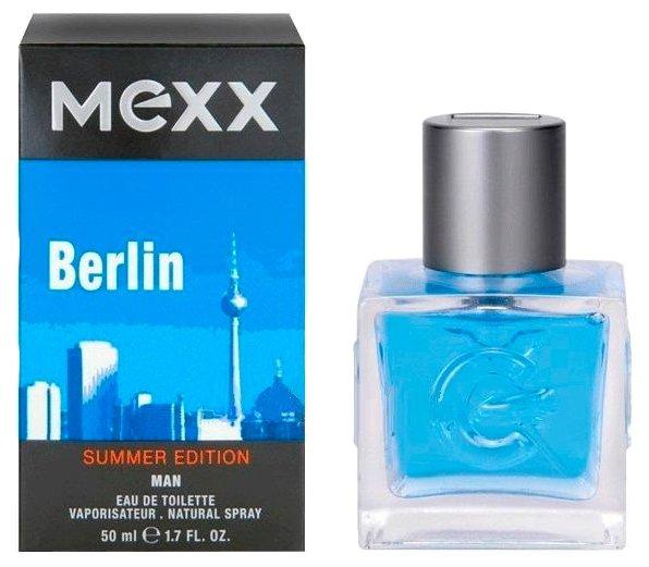 Туалетная вода MEXX Berlin Summer Edition Man