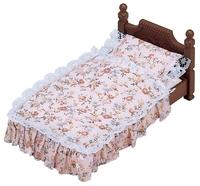 Игровой набор Sylvanian Families Большая кровать 5223