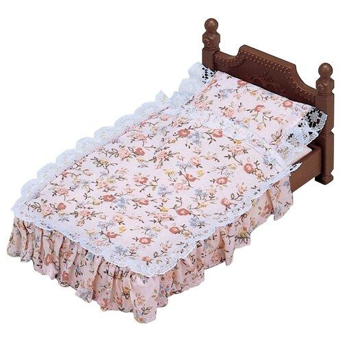 Купить Игровой набор Sylvanian Families Большая кровать 5223, Игровые наборы и фигурки