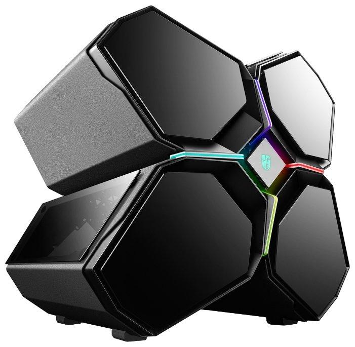 Deepcool Компьютерный корпус Deepcool Quadstellar Black