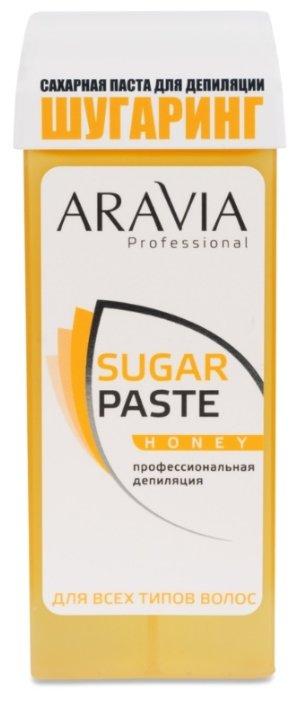 Паста для шугаринга Aravia Медовая в картридже Professional 150 г