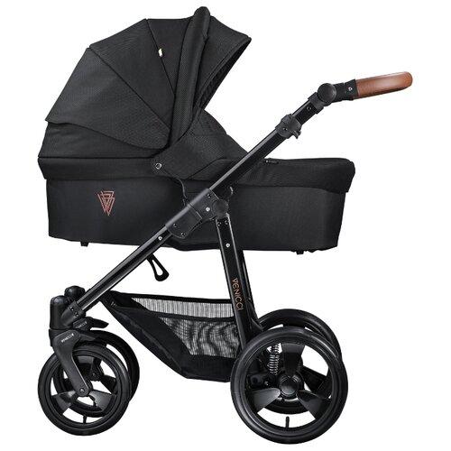 Купить Универсальная коляска Venicci Gusto (2 в 1) black, Коляски