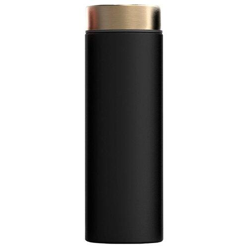 Классический термос asobu Le baton travel (0,5 л) черный/золотистый