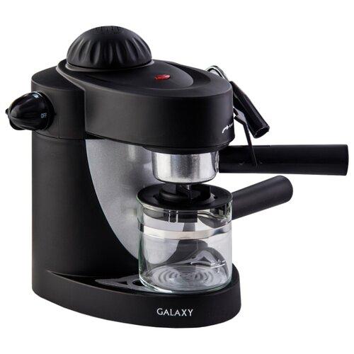 Кофеварка рожковая Galaxy GL0752 черный