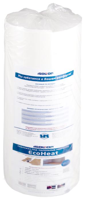 Рулон ISOLON EcoHeat 1м 2мм
