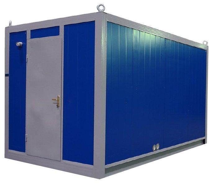Дизельная электростанция Pramac GBW 10 Y 230V в контейнере с АВР