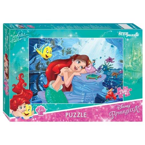 Купить Пазл Step puzzle Disney Русалочка - 2 (95063), 260 дет., Пазлы