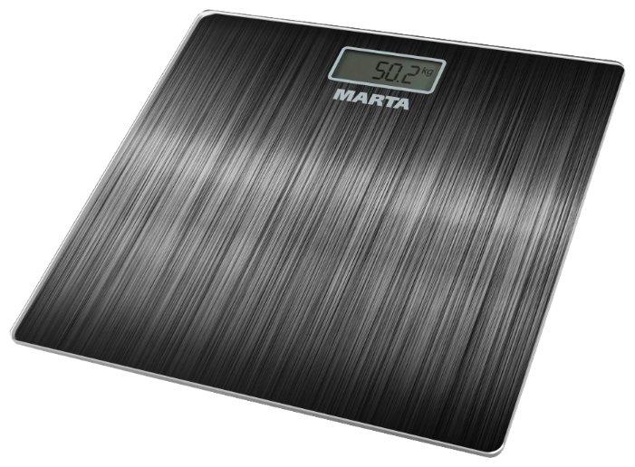 Весы напольные Marta MT-1677 черный