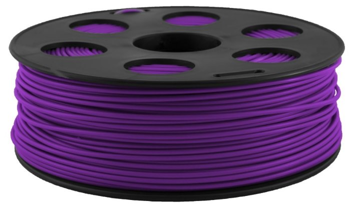 ABS пруток BestFilament 2.85 мм фиолетовый