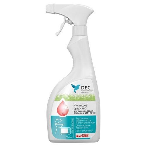 Чистящее средство для духовок, гриля, барбекю и СВЧ печей DEC 500 мл