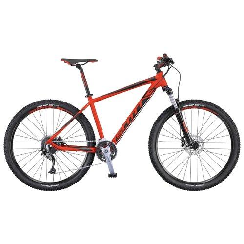 цена на Горный (MTB) велосипед Scott Aspect 740 (2016) red/black M (требует финальной сборки)