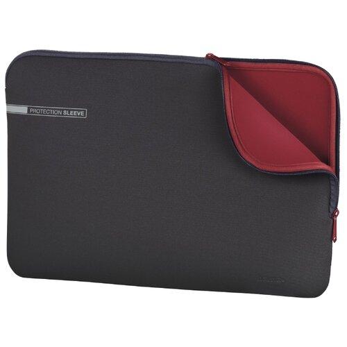 Купить Чехол HAMA Neoprene Notebook Sleeve 15.6 grey/red