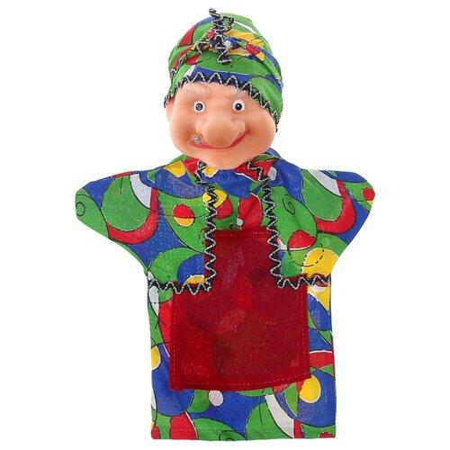 Фото - ОГОНЁК Кукла-перчатка Баба Яга (С-547) кукла огонёк арина с веснушками