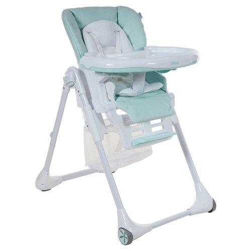 Стульчик для кормления Pituso Elcanto лазурный стульчик для кормления babys piggy розовый