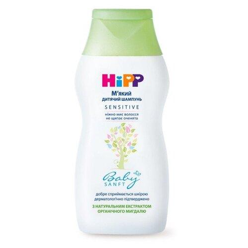 HiPP Мягкий детский шампунь, 200 мл