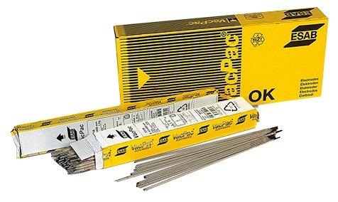 Электроды для ручной дуговой сварки ESAB OK 46.00 3мм 2.5кг — купить и выбрать из более, чем 3 предложений по выгодной цене на Яндекс.Маркете