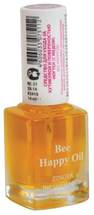 Масло ZINGER Professional Bee Happy Стимулирующий комплекс SR-14 (NC21)