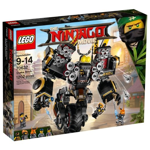 Конструктор LEGO The Ninjago Movie 70632 Робот землетрясений game deal playstation lego ninjago movie
