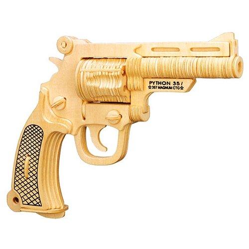 Сборная модель Чудо-Дерево Револьвер Кольт Питон (P116)Сборные модели<br>
