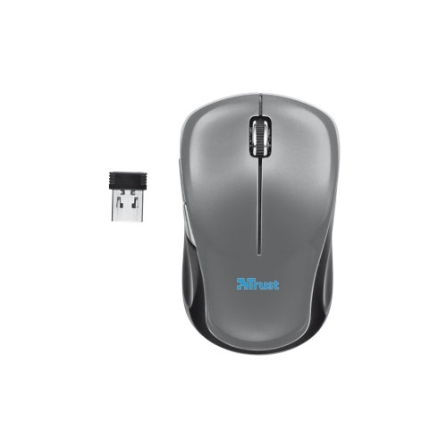 Мышь Trust MUI Wireless Mouse for Windows 8 Black USB
