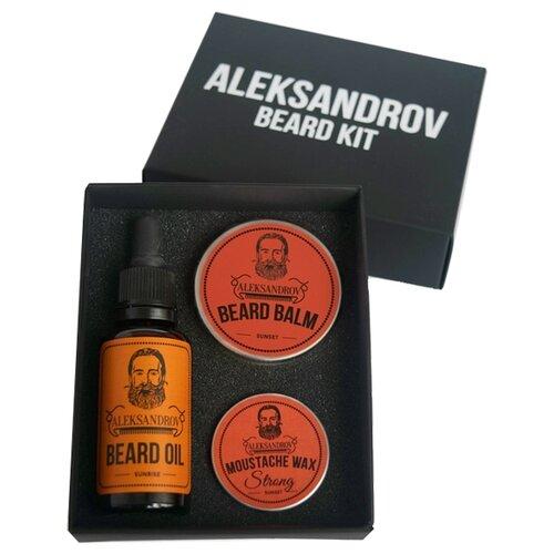 ALEKSANDROV Набор для бороды №03