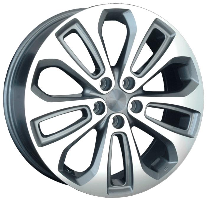 Колесный диск Replica LX102 7x18/5x114.3 D60.1 ET35 GMF