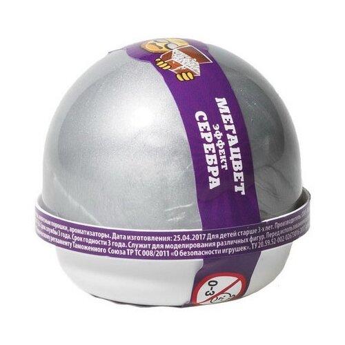 Купить Жвачка для рук NanoGum эффект серебра 25 гр (NGCCS25), Игрушки-антистресс