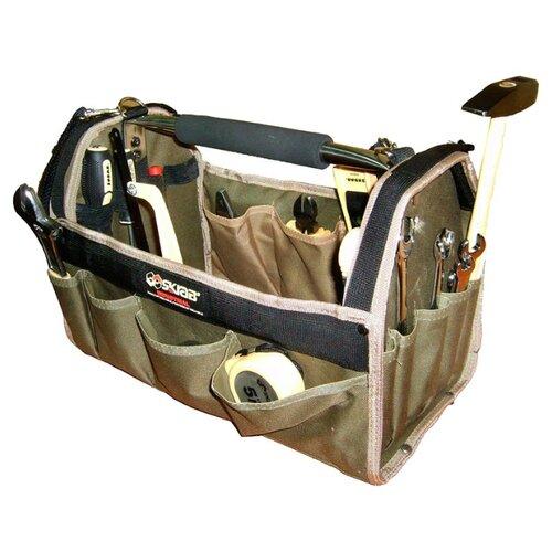 Набор инструментов SKRAB (18 предм.) 42604 серебристый набор инструментов oasis набор инструментов мастер 496520 серебристый