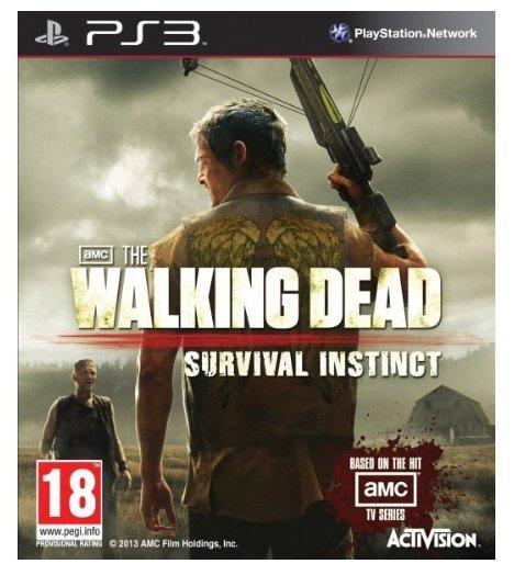 Activision The Walking Dead: Survival Instinct