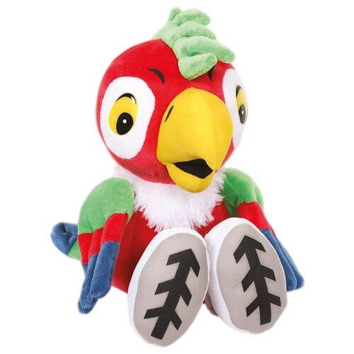 Мягкая игрушка Мульти-Пульти Попугай Кеша 18 см мягкая игрушка мульти пульти попугай кеша 18 см