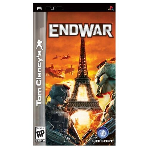 Игра для PlayStation Portable Tom Clancy's EndWar