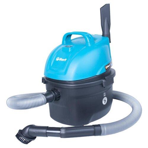Профессиональный пылесос Bort BSS-1008 1000 Вт черный/голубой