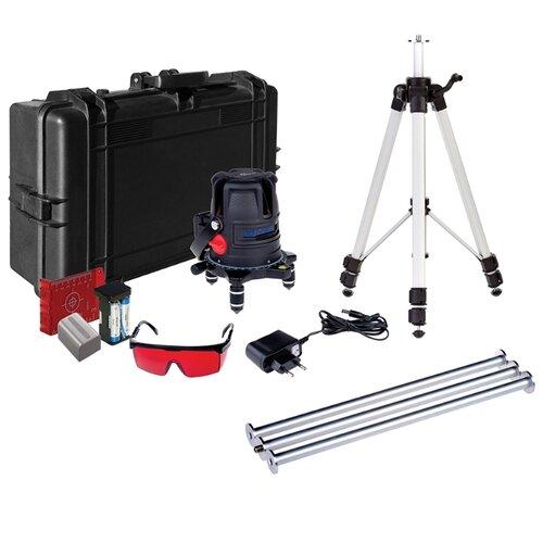 Лазерный уровень самовыравнивающийся ADA instruments PROLiner 4V Set (А00476) со штативом