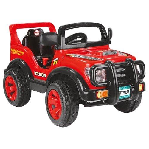 Dolu Автомобиль Tiago на аккумуляторе 6V красный