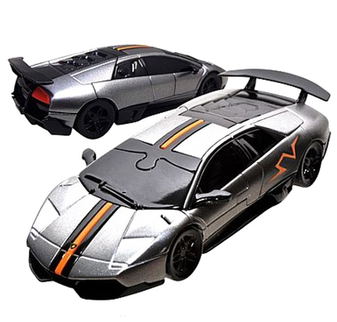 3D-пазл Happy Well 3D Lamborghini Murcielago LP 670-4 (57092), 37 дет.