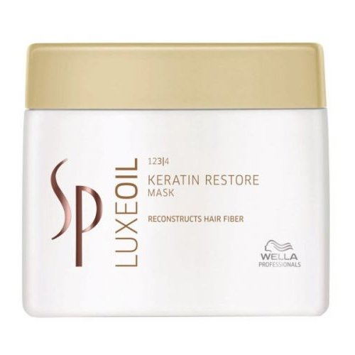 цена на Wella Professionals SP LUXE OIL Маска для восстановления кератина волос, 400 мл