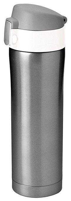 Купить Термокружка asobu Diva cup (0,45 л) серый по низкой цене с доставкой из Яндекс.Маркета (бывший Беру)