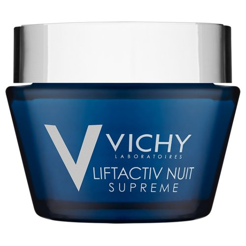 Крем Vichy LiftActiv Supreme ночной для лица, 50 мл vichy liftactiv serum