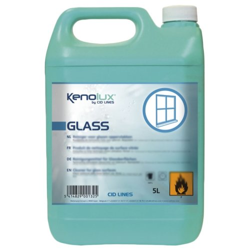 Жидкость CID Lines Kenolux Glass для чистки стекол 5000 мл