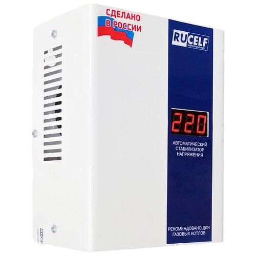цена на Стабилизатор напряжения однофазный RUCELF КОТЁЛ-1200 (1.2 кВт)