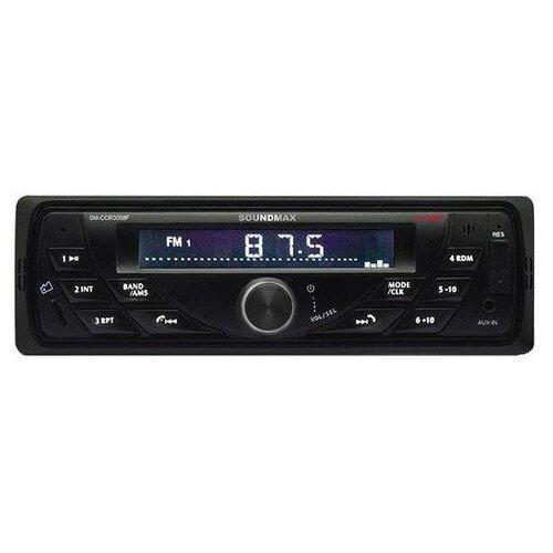 Купить Автомагнитола SoundMAX SM-CCR3058F черная