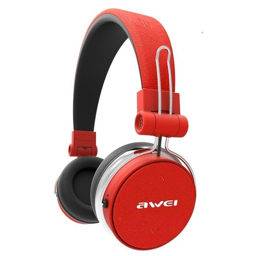 Наушники Awei A700BL red/black