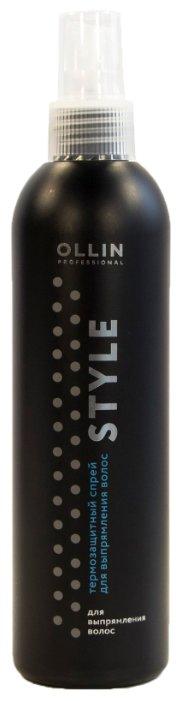 OLLIN Professional Термозащитный спрей для выпрямления волос
